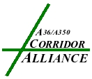 Logo for A36/A350 Collidor Alliance