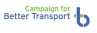 Logo for Campaign for Better Transport